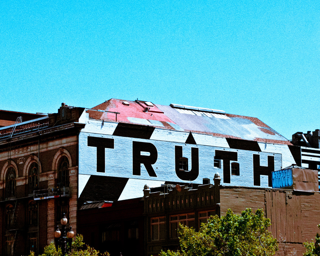 Truth, San Francisco