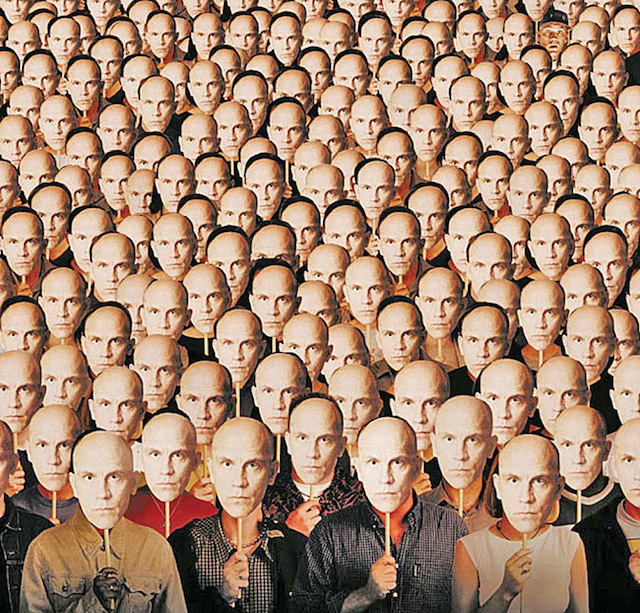 Promotional image for Being John Malkovich, copyright Propaganda Films
